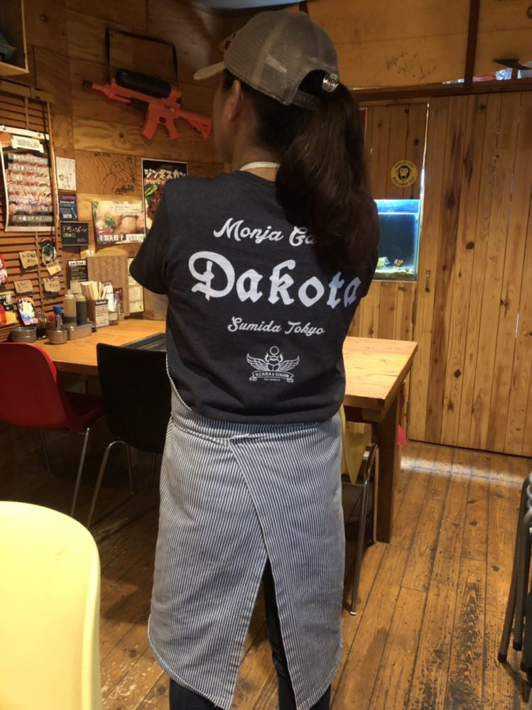 ダコタTシャツ