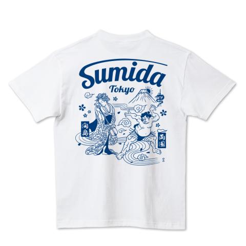 スカラヴィジョンの墨田区Tシャツ