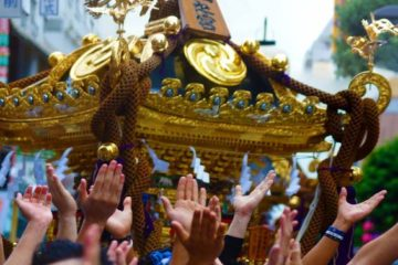 江戸三大祭、日本三大祭り、江戸三大神輿ってわかりますか?