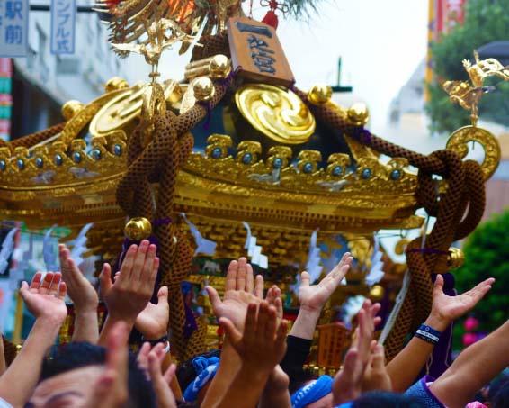 祭り 日本 三 大