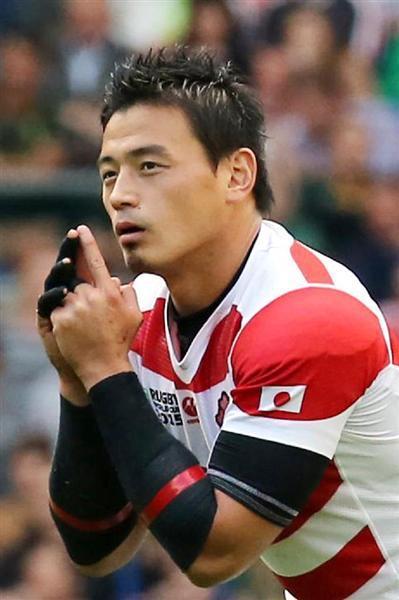 ラグビー日本代表五郎丸歩