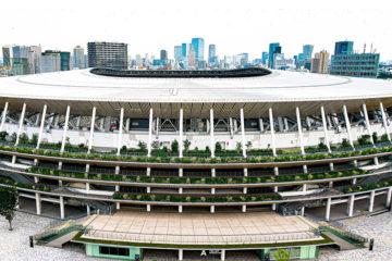 東京オリンピック、開幕!