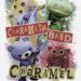 ふなっしーボーカルのご当地キャラメタルバンド「CARAMEL」グッズTシャツ